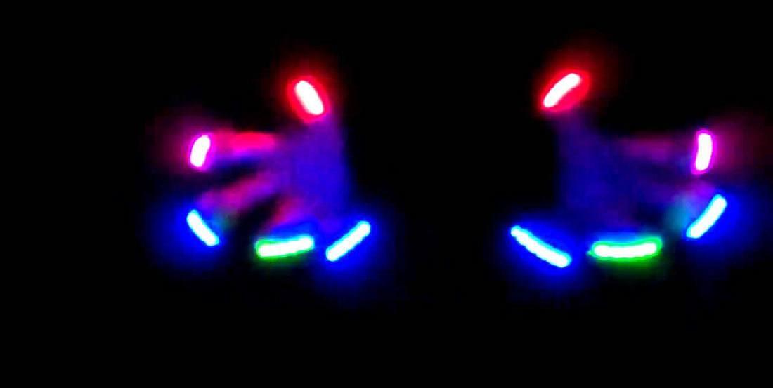 best light gloves