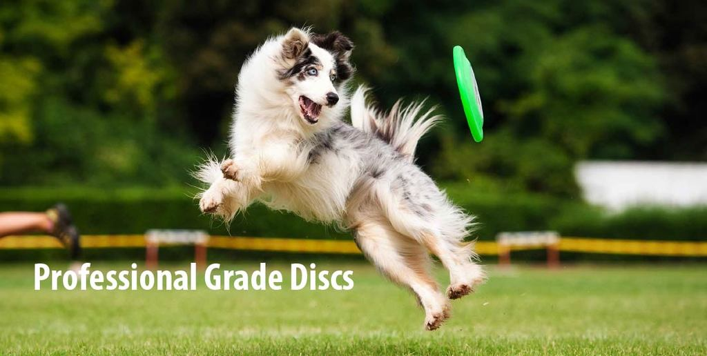 Buy the professional-grade discs