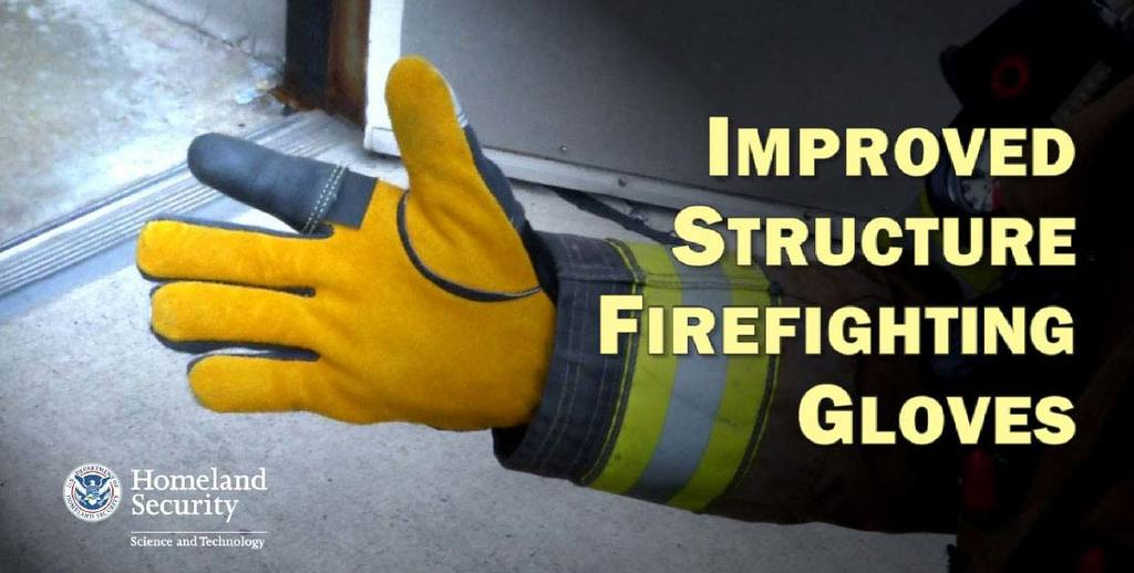 Features best firefighting gloves