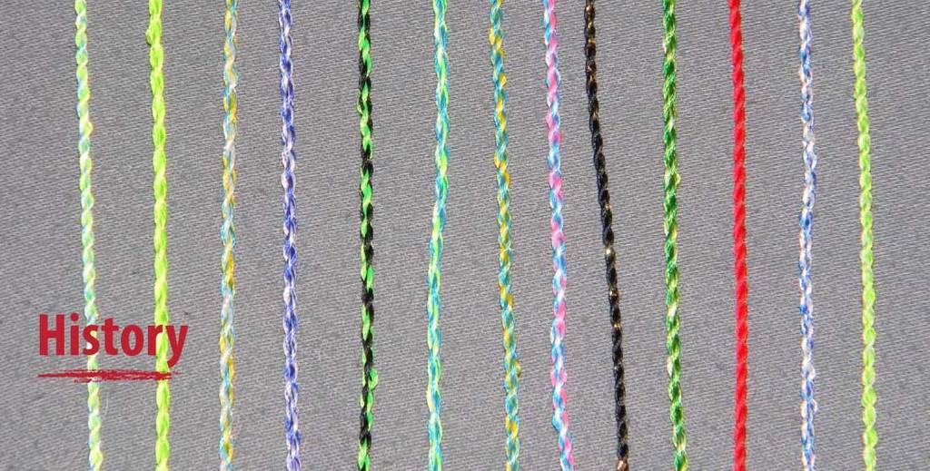 YoYo String History