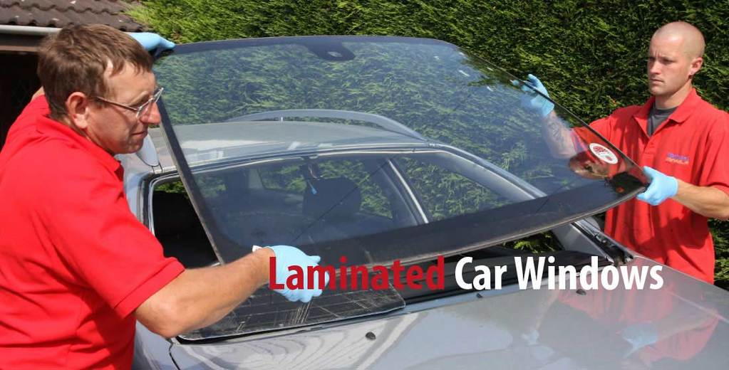 Laminated Car Windows