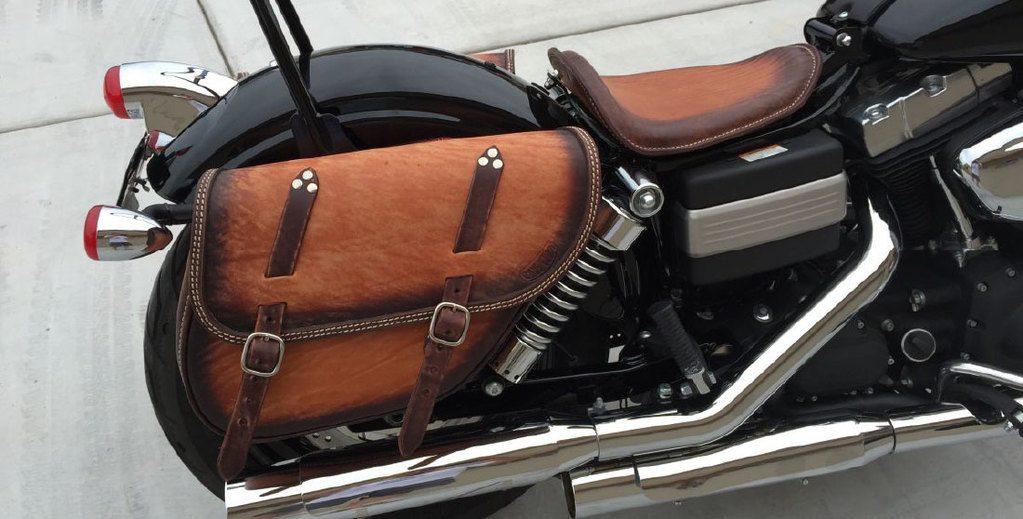 Leather Saddlebags best motorcycle saddlebags
