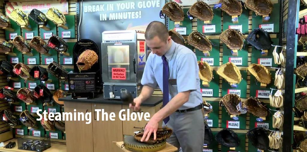 Steaming the Glove