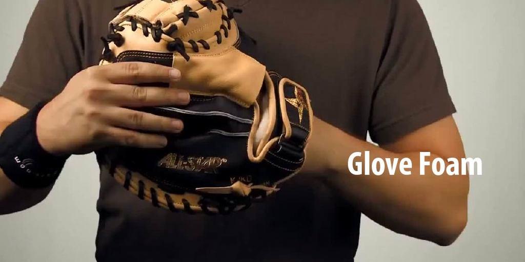 Using Glove Foam