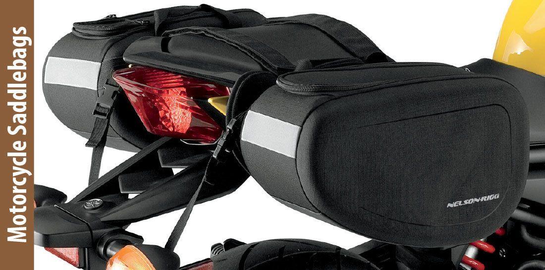 best motorcycle saddlebags