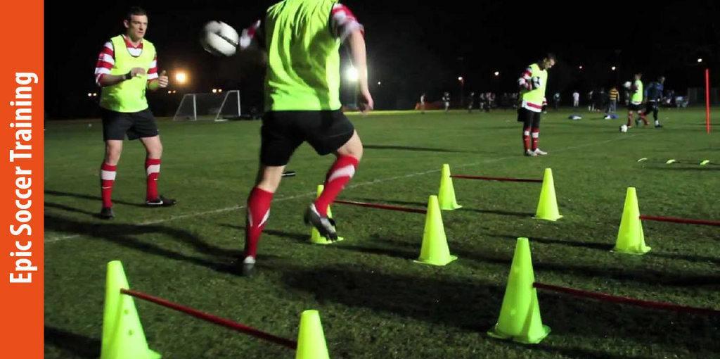 Epic Soccer Training Offer Details