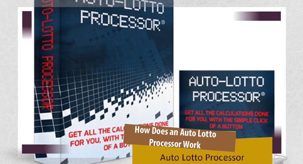 How Does an Auto Lotto Processor Work
