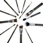 13 PC Kabuki Makeup set