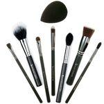 Basic Makerup Brush 8 PC Set